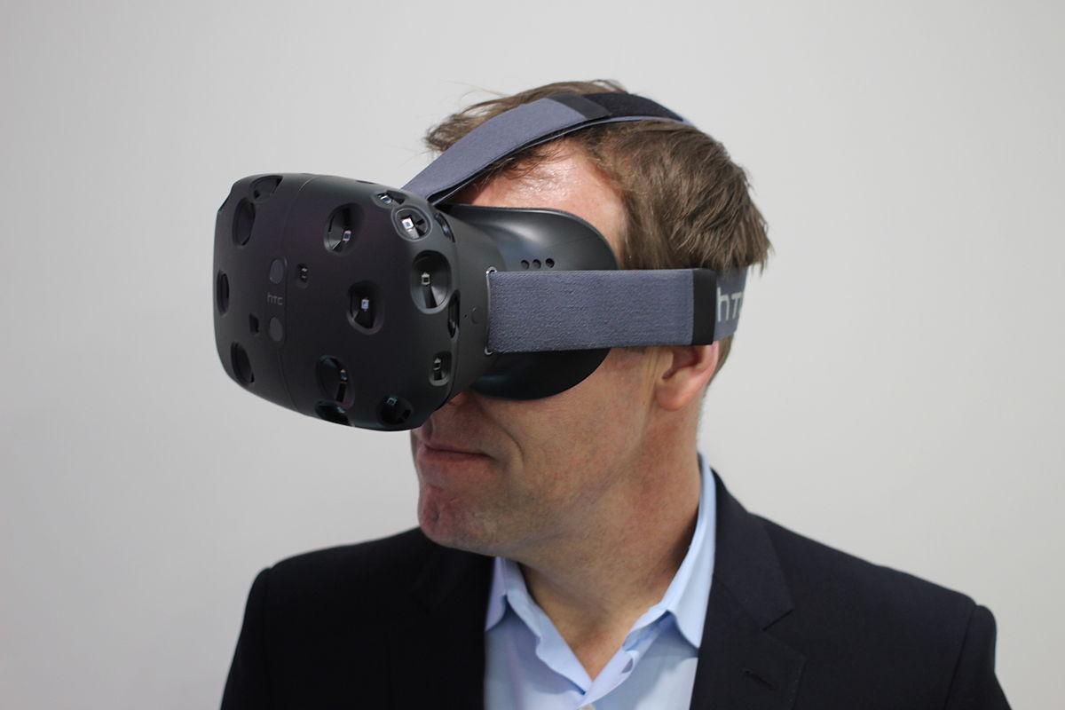 Virtual reality är svaret på frågan: Vad händer i casinovärlden?